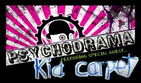 a kid carpet pop concert