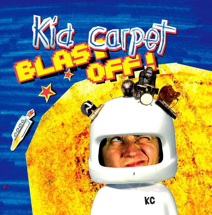 Blast Off! CD cover